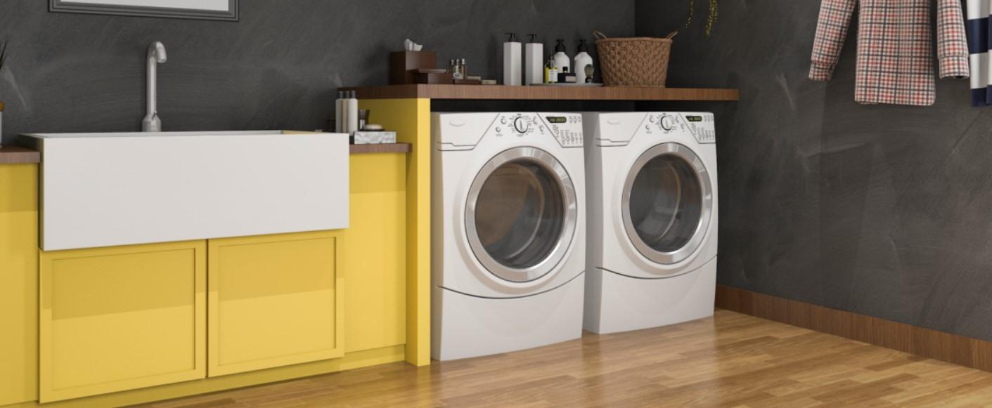Fuite d'eau sur machine à laver